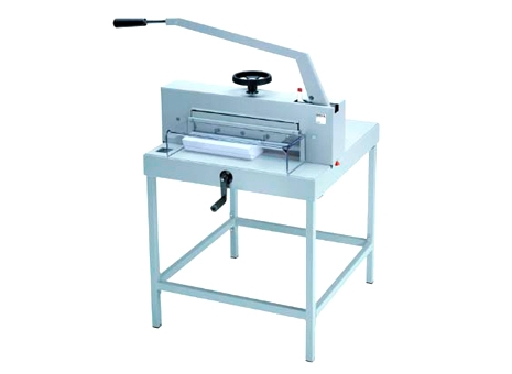 Manual guillotine for paper cutting IDEAL 4705